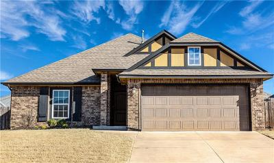 Edmond Single Family Home For Sale: 15920 Big Cypress Drive