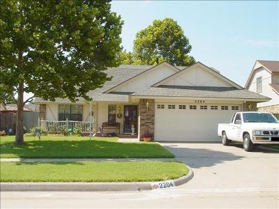 Moore Single Family Home For Sale: 2204 NE 9th Street