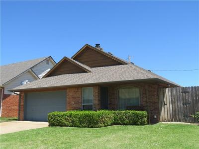 Altus Single Family Home For Sale: 2816 Shiloh Lane