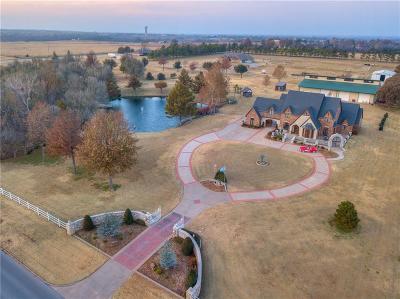 Chickasha OK Single Family Home For Sale: $1,900,000