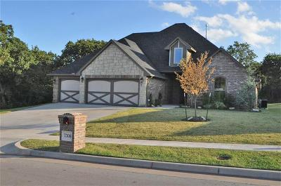 Edmond Single Family Home For Sale: 7308 Whirlwind Way