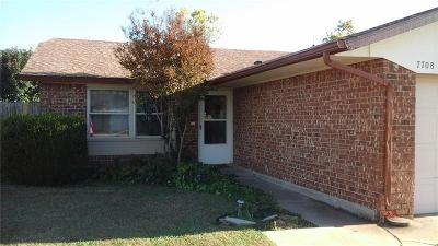 Oklahoma City Attached For Sale: 7708 NW 113th Place