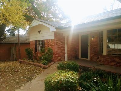 Oklahoma City OK Single Family Home For Sale: $149,900