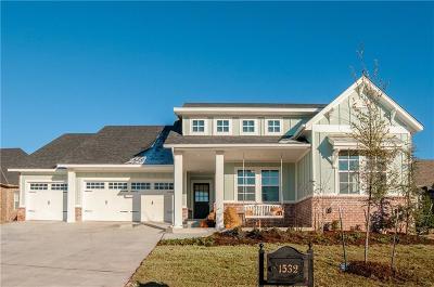 Edmond Single Family Home For Sale: 1532 Boathouse Road