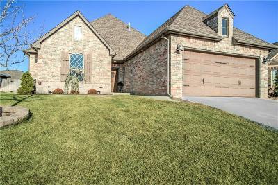Edmond Single Family Home For Sale: 18240 Bridlington Drive