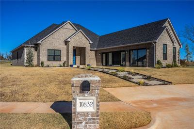 Yukon Single Family Home For Sale: 10832 Wild Horse Creek Drive
