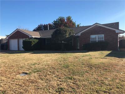 Oklahoma City Single Family Home For Sale: 2320 113th Place