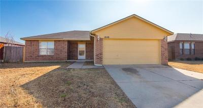 Moore Single Family Home For Sale: 1048 19th Street