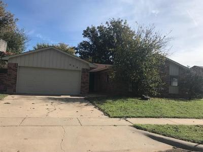 Single Family Home For Sale: 608 Sky Circle