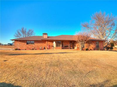 Edmond Single Family Home For Sale: 1201 Red Bud Lane