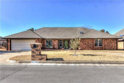 Oklahoma City Single Family Home For Sale: 11809 Vail Drive
