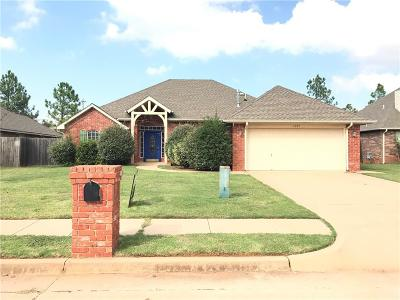 Edmond Single Family Home For Sale: 1421 Wood Duck
