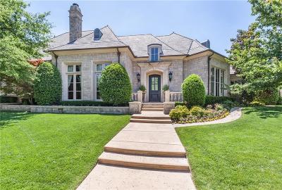 Single Family Home For Sale: 14609 Mistletoe Drive