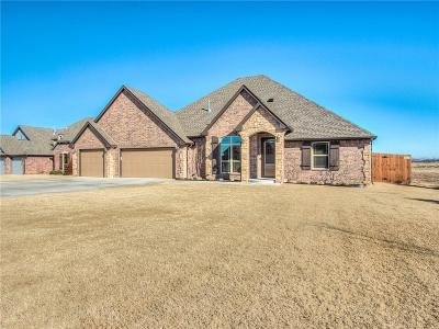 Tuttle Single Family Home For Sale: 1308 Antler Ridge