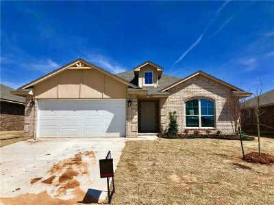 Midwest City Single Family Home For Sale: 2609 Snapper Lane