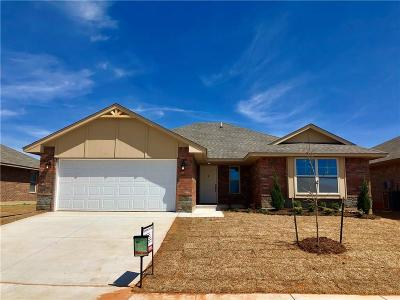 Midwest City Single Family Home For Sale: 2501 Snapper Lane