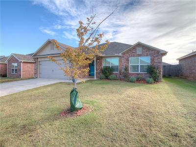 Yukon Single Family Home For Sale: 2816 Thompson Farm Lane