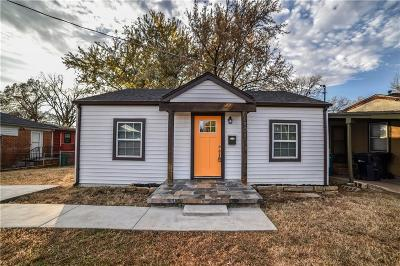 Oklahoma City Single Family Home For Sale: 1801 N Page Avenue