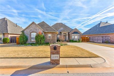 Oklahoma City Single Family Home For Sale: 12308 Chateaux Road