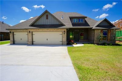 Midwest City Single Family Home For Sale: 397 Cambridge Road