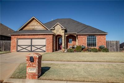 Weatherford Single Family Home For Sale: 2601 Hayride Drive