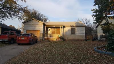 Oklahoma City Multi Family Home For Sale: 1129 SE 18th Street