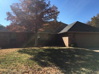 Single Family Home For Sale: 3204 Castlerock