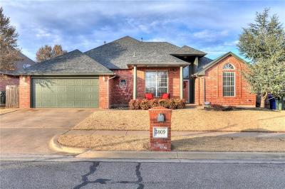 Norman Single Family Home For Sale: 3809 Elie
