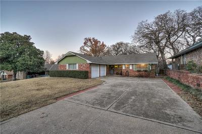 Oklahoma City OK Single Family Home Pending: $132,500