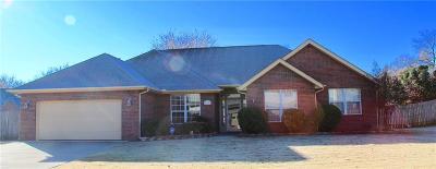 Stillwater Single Family Home For Sale: 105 E Redbud