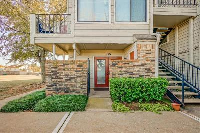 Canadian County, Oklahoma County Condo/Townhouse For Sale: 11560 N May #106G