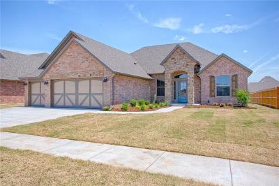 Mustang Single Family Home For Sale: 4600 Hidalgo