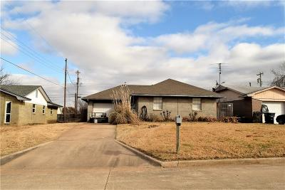Shawnee Single Family Home For Sale: 305 N Eastern