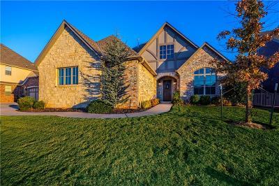 Edmond Single Family Home For Sale: 2948 Allie Drive