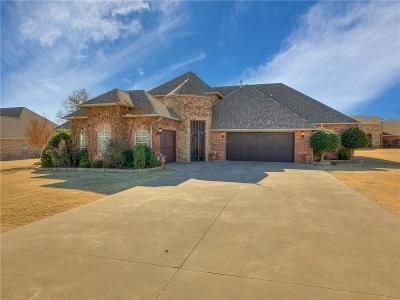 McClain County Single Family Home For Sale: 2299 Cornerstone Drive