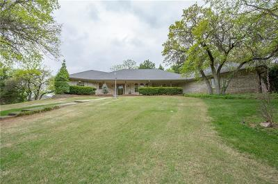 Edmond Single Family Home For Sale: 2301 Tall Oaks Trail