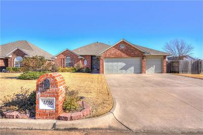 Del City OK Single Family Home Pending: $159,900