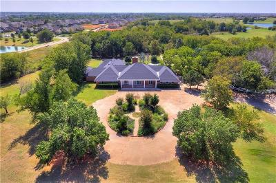 Edmond Single Family Home For Sale: 4400 W Covell Road