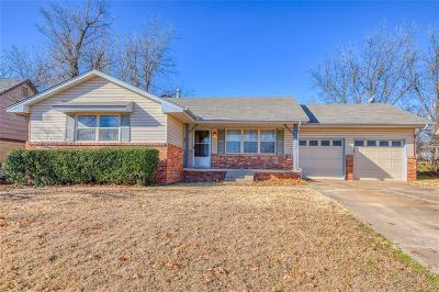 Oklahoma City Single Family Home For Sale: 4109 N Reeder Avenue