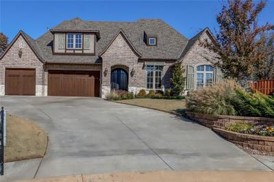 Edmond Single Family Home For Sale: 2817 Rustic Road
