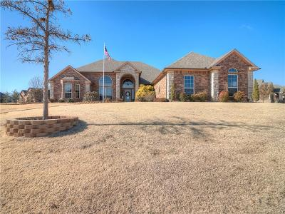 Edmond Single Family Home For Sale: 15417 Colonia Bella