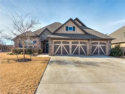 Edmond Single Family Home For Sale: 3317 Doningham Court