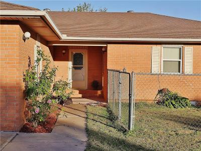 McClain County Single Family Home For Sale: 508 Brakefield Drive