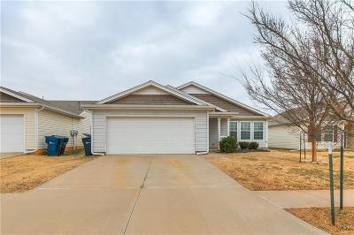 Edmond Single Family Home For Sale: 1617 NW 143rd Street