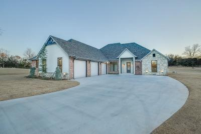 Choctaw Single Family Home For Sale: 921 Reedser Way