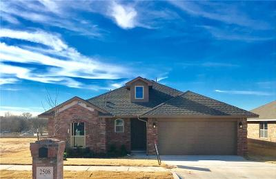 Midwest City Single Family Home Pending: 2508 Snapper Lane