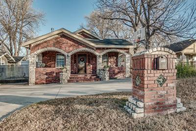 Oklahoma City Single Family Home For Sale: 1935 NW 11th Street