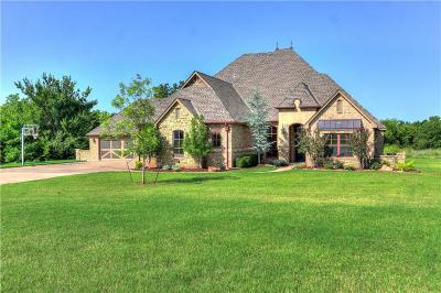 Edmond Single Family Home For Sale: 2277 Bordeaux Way