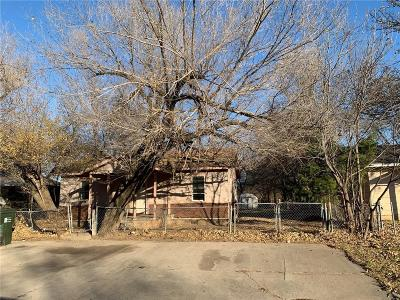 Norman OK Single Family Home For Sale: $65,000