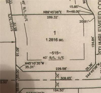Blanchard Residential Lots & Land For Sale: 515 Windmill Ave